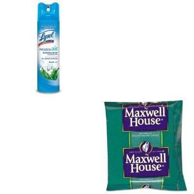 KITMWH390390RAC76938EA - Value Kit - Maxwell House Coffee (MWH390390) and Neutra Air Fresh Scent (RAC76938EA)