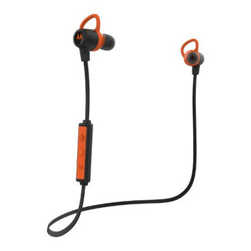 Motorola VerveLoop+ Waterproof Wireless Bluetooth Sports Earbuds