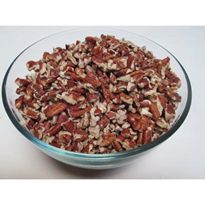 Candymax-Raw Pecan Medium Pieces, 16 oz bag -5% off purchase of 3 any items, !