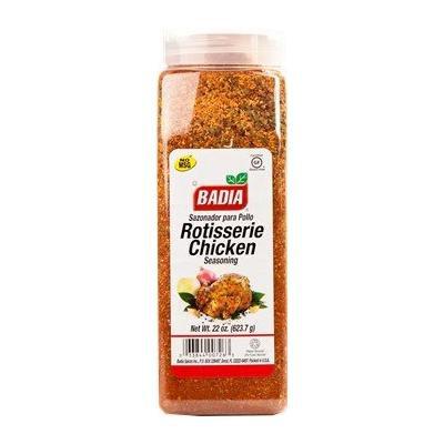 Badia Rotisserie Chicken Seasoning 24 oz