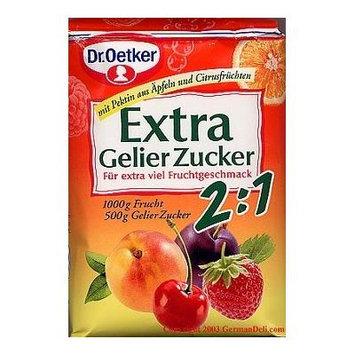 Dr. Oetker Gelierzucker 500g - Gelling Sugar 17.6oz by Dr. Oetker