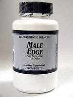 Male Edge 60 tabs by Bio-Nutritional Formulas