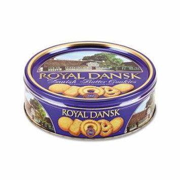 Royal Dansk Danish Butter Cookies, 12 oz