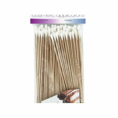 Cotton Tip Cosmetic Applicators, Pack of 18