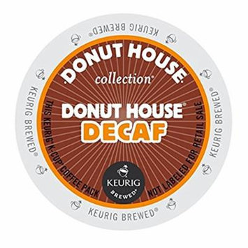 Donut House Collection Donut House Decaf Blend, Single Serve Coffee K-Cups, 48-Count For Brewers