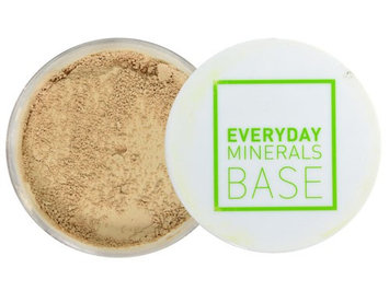 Everyday Minerals Semi Matte Base Beige 3N - 0.17 oz (pack of 4)