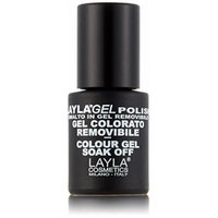 Layla Cosmetics Layla Gel Nail Polish Colour Bubble Gum x 0.01 Litre by LAYLA COSMETICS