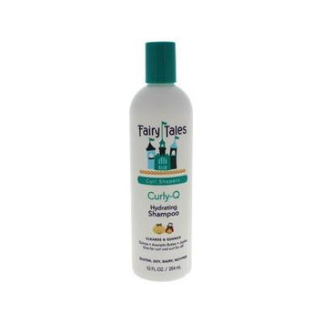 Fairy Tales Curly-Q Shampoo for Kids, 12 oz by Fairy Tales