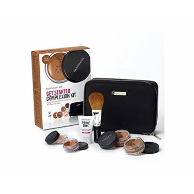 Bare Escentuals 100% BareMinerals Get Started Complexion Kit for Radiant, Healthy-looking Skin (Warm Deep)