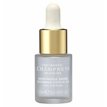 Champneys Harmonious Hands Restoring Cuticle Oil 15Ml - Pack of 2