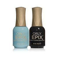 Orly Epix Color Duo Kits with Smudge Fixing Technology, Cameo by Orly