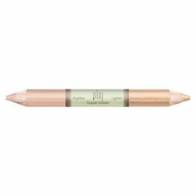 Pixi Crayon Combo Super-smooth, High-performance, Waterproof Eye Shadow Pencil (Pixi Crayon Combo Eye Shadow Pencil - Wide Awake)