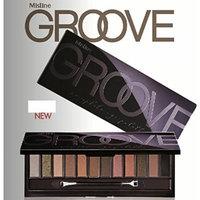Mistine Groove 12 Colors Eye Shadow Complete Eye Palette