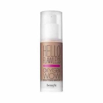 Benefit Cosmetics Hello Flawless Oxygen WOW SPF 25 Oil-free Brightening Liquid Foundation (I'm hopelessly hot)