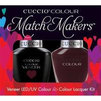 Cuccio Veneer and Colour Matchmaker Nail Polish, Nights in Napoli by Cuccio