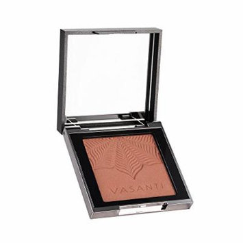 Vasanti Mineral Bronzer - Complexion Boosting, Natural Looking, Skin Nourishing, Talc-Free Bronzer with no Glitter or Heavy Shimmer - Paraben Free, Vegan Friendly, Never Tested on Animals