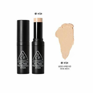 3CE MELTING FOUNDATION STICK 14g SPF30/PA+++ (#010)