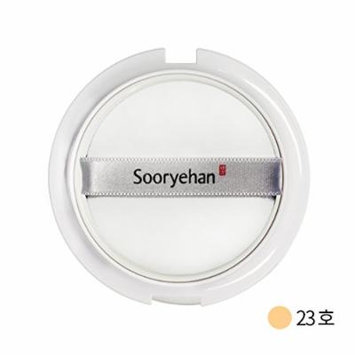 [Refill] Sooryehan Bichaek Jadan Metal Cushion Foundation 15g (# 23)