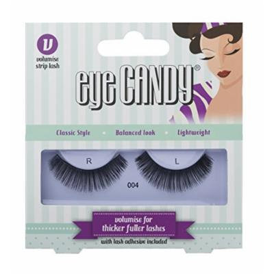 Eye Candy Strip Lashes 004 Volumise 50's Look Natural False Lashes by Eye Candy