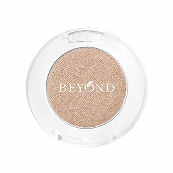 Beyond Single Eyeshadow 1.7g (#2 Intro Beige)