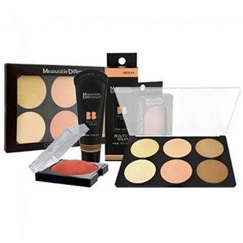 Measurable Difference 3-Piece Skin-Luminizing Makeup Kit - Medium