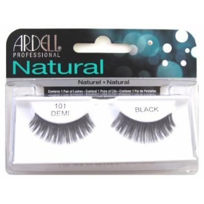 Ardell Fashion Lashes #101 Demi Black (3-Pack) by Ardell