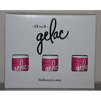 ibd .5oz GELAC Bonding Base Coat 3 Pack