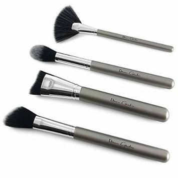 Highlight and Contour Makeup Brush Set By Beau Gachis Cosmetics