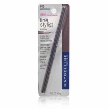 Maybelline Line Stylist Eyeliner 610 Plum Shimmer by Maybelline