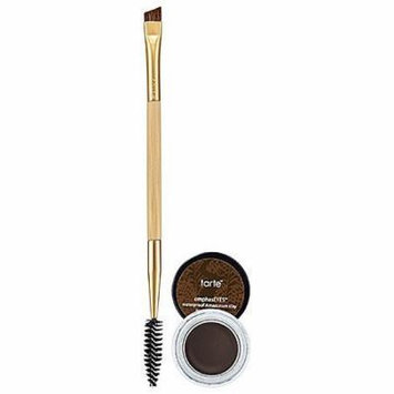 tarte Amazonian Clay Waterproof Brow Mousse, Rich Brown by Tarte