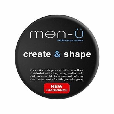 Men-Ü Create And Shape (100ml) (Pack of 6)