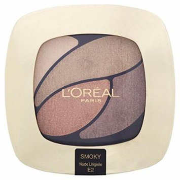 L'Oreal Paris Color Riche Eyeshadow Quad, Beloved Nude 30g (PACK OF 4)