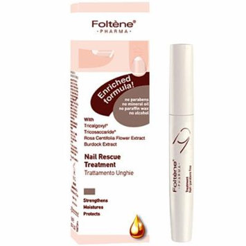 Eyelash, Eyebrow & Nail Treatment by Foltene Nail Rescue Treatment 8ml