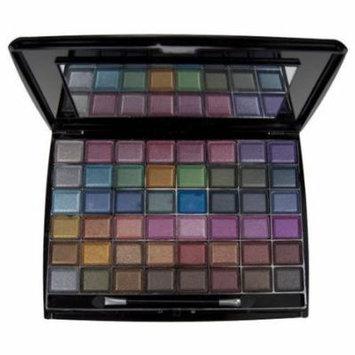 Saffron 48 Colour Cream Eyeshadow Palette by Saffron