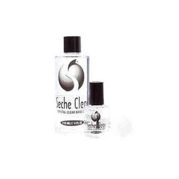 Seche Clear BEST Nail Base Coat Professional Kit for Home Manicure by Seche