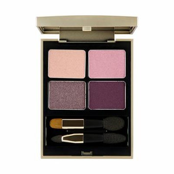 The Face Shop Signature Eyes 03 VIOLET STONE 4-Color Shimmer Eye Shadow [VM KOREA]