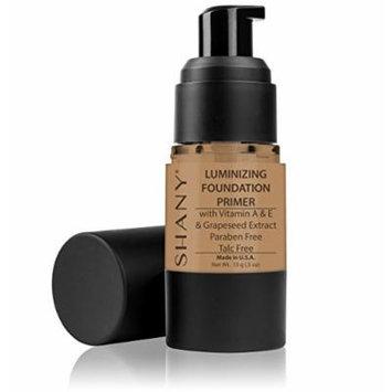 SHANY Luminizing Face Primer - Paraben Free/Talc Free, 0.5 Fluid Ounce by SHANY Cosmetics