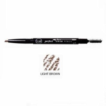 J. Cat Brow Duo Pencil 108 Light Brown by Jcat Beauty