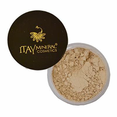Bundle 2 Items: Itay Mineral Powder Foundation+ Matching Mineral Bronzer (MF-7 ITALYAN BISCOTTI)