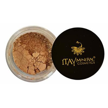 Bundle 2 Items: Itay Mineral Powder Foundation+ Matching Mineral Bronzer (MF-16 PANDORO)