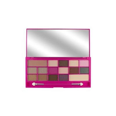Makeup Revolution Chocolate Bar Eyeshadow Palette, Chocolate Love