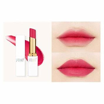 NEW Shine Easy Glam Lipstick / Pony Effect / PonyxMemebox (Pretty In Pink)