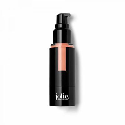 Jolie Skin Rejuvenating Correct & Blur Face Primer - Peach