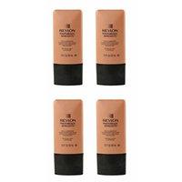 Revlon Photo Ready Skinlights Face Illuminator - Peach Light (4 Pack) + FREE LA Cross Tweezers 71817