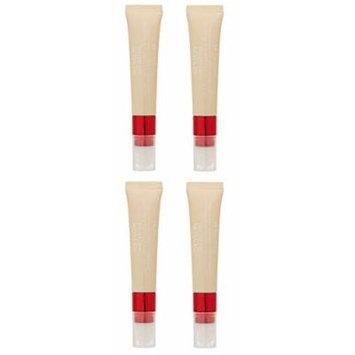 Revlon Age Defying Targeted Dark Spot Concealer, Light, 0.22 Oz (Pack of 4) + Makeup Blender