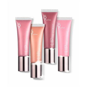 [9wishes] Lip Treatment / 3 in 1 Lip Treatment / Natural Color Lip Balm / Lip Gloss (4 Color Set)