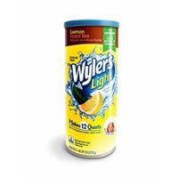 Wyler's Light Canister Drink Mix, Lemon Iced Tea, 1.33 Ounce (Pack of 6)