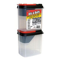 Buddeez Bits & Bolts Dispenser 2 Pack Set