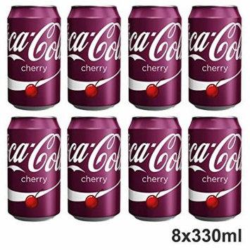 Cherry Coke 8 x 330ml