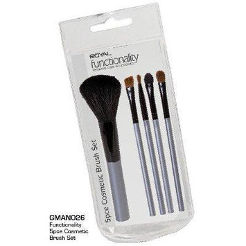 Royal 5 pc Cosmetics Brush Set